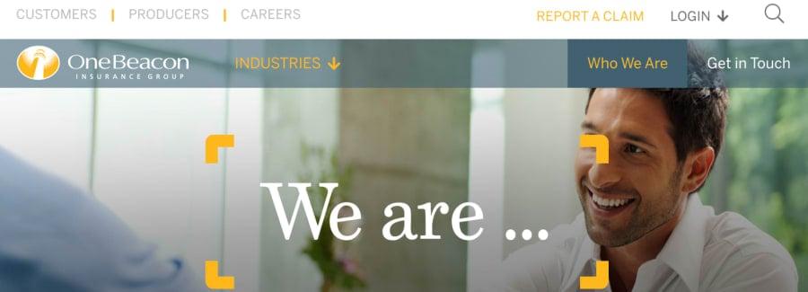 onebeacon website