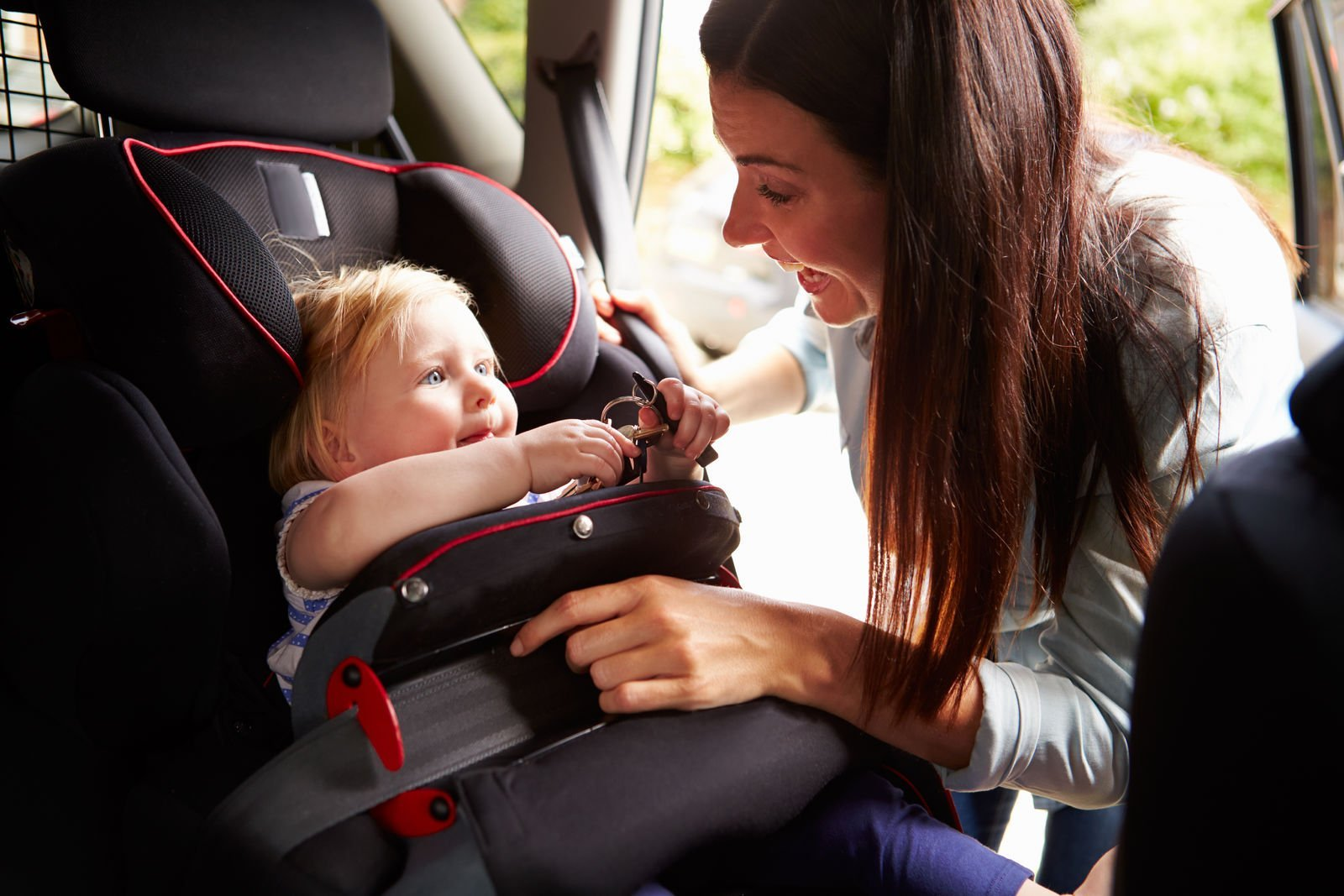Alabama Car Seat Laws For Kids